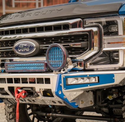 Exterior Truck Grill